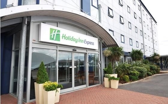 Holiday Inn Express Royal Docks London
