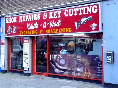 James Shoe Repairs and Key Cutting