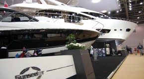 London Boat Show 2013
