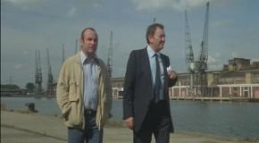 Goodbye to a Royal Docks movie star