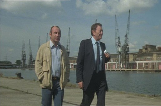Goodbye to a Royal Docks movie star